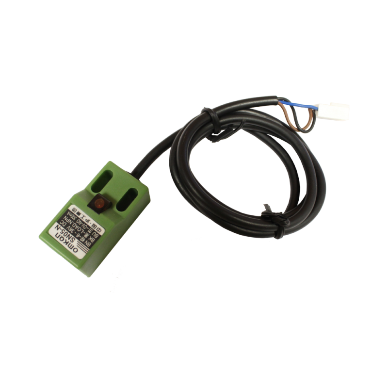 Inductive square sensor