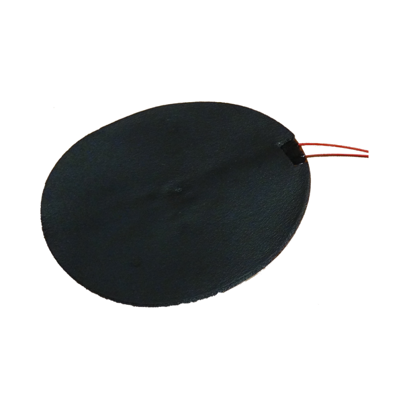 Round polyimide heater patch 24V 60W