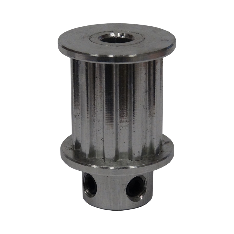 T5 pulley 10 teeth for 15mm belt, 5mm axis