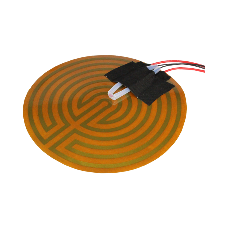 Polyimide heater patch 120mm 40W