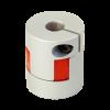 Coupleur à griffes 6.35 x 8 mm