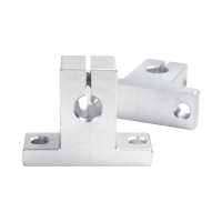 SK8 8mm vertical shaft support