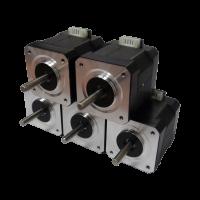 5 Stepper motor NEMA 17 kit, 48mm
