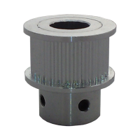GT2 Pulley 32 teeth for 9mm belt, for 6.35mm axis
